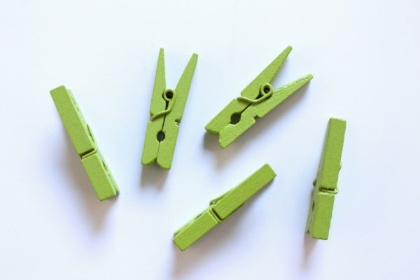 Les petites vertes