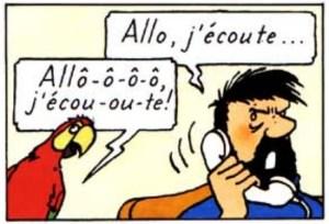 HERGÉ, Les Bijoux de la Castafiore (1963), p.19