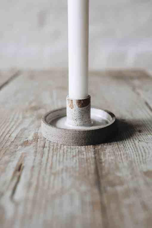 Keramik Kerzenhalter von Ohsoyay, atelier.91_80