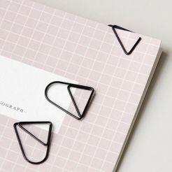 Büroklammer Geometric, Monograph