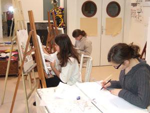 Cours de dessin pour les jeunes