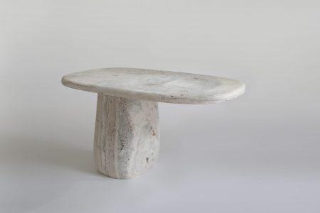 Dolmen side table