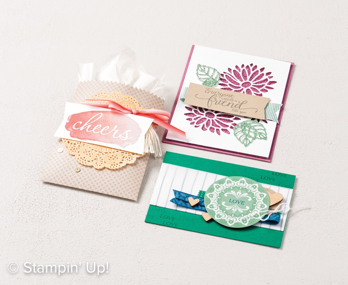 Catalogue Sale a bration Stampin up 2 2017