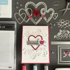 Carte anniversaire de mariage pop up Offre moi ton coeur 2019 4