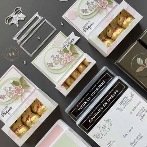 Boîte à chocolat de Pâques Petit Lapin Lindt 2