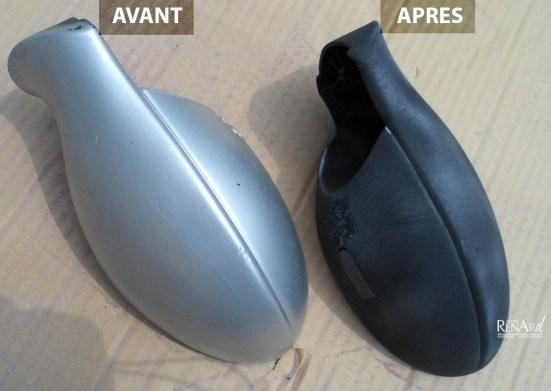 Décapage par aérogommage - Ateliers Renard