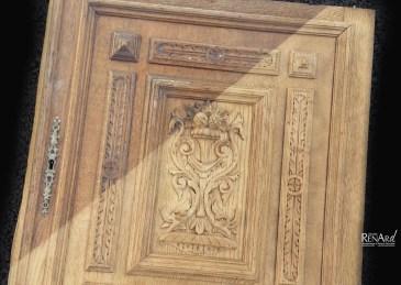 décirage meuble bois