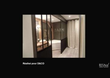 Application : murs et sol - Ateliers Renard