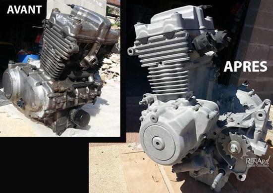 dégraissage moteur