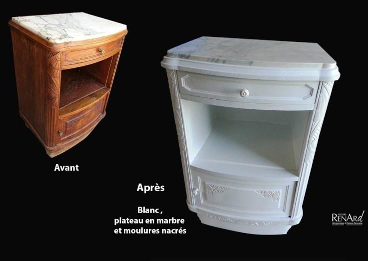 Blanc et nacre - Ateliers Renard