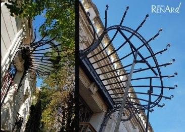 aerogommage-decapage-metal-grilles-marquise-ateliers-renard
