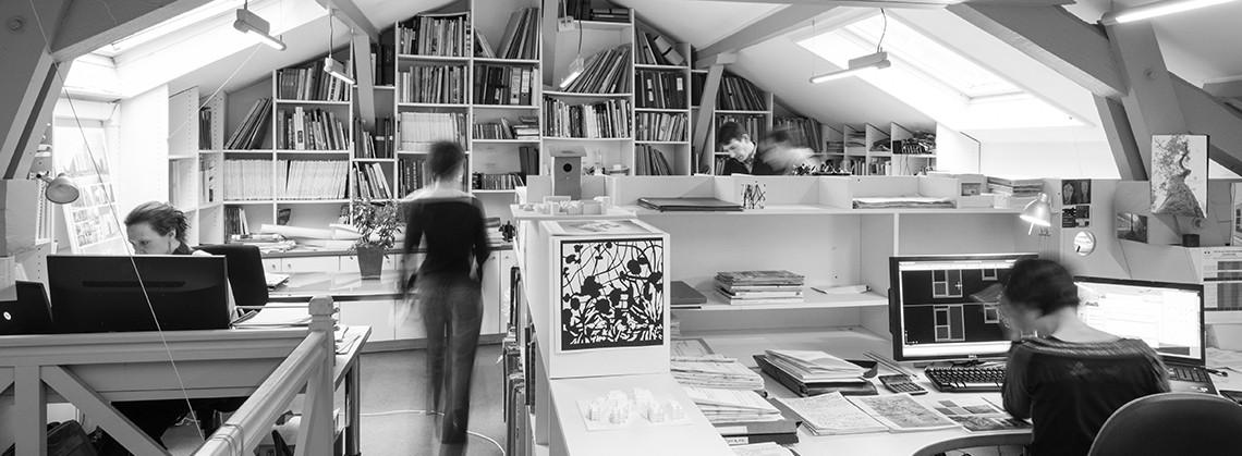 Atelier Thierry Roche Cabinet Darchitecture Lyon