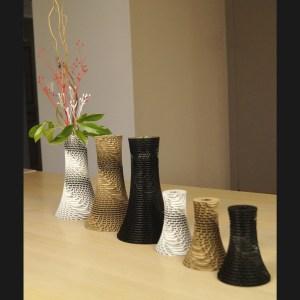 Vases Envol carton - Petits et grands modèles