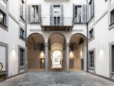 Palazzo Residenziale PORTA ROMANA -Foto di Lorenzo Jucker