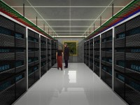 San Giovanni della Croce Data Center – Internal view