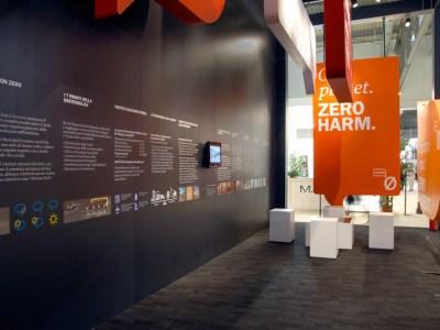 Interface pavilion