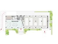 San Giovanni della Croce Data Center -Ground Floor