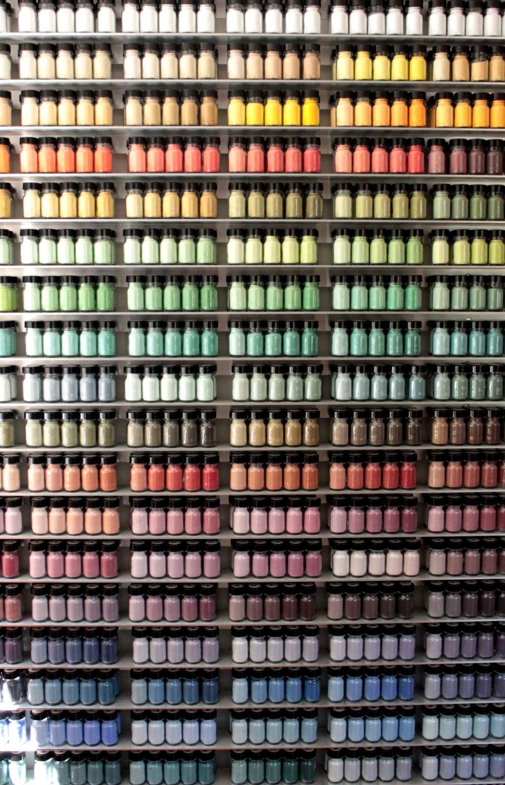 Kremer-Pigmente, Farbpigment, Tipps, Anleitung, selber machen, Diy, Vintage, Farben, Möbel gestalten, Upcycling, Redesign,