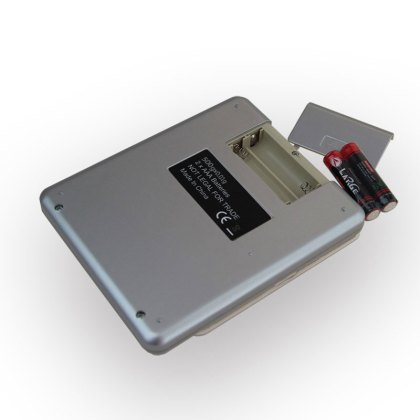 professional digital table topscale 6