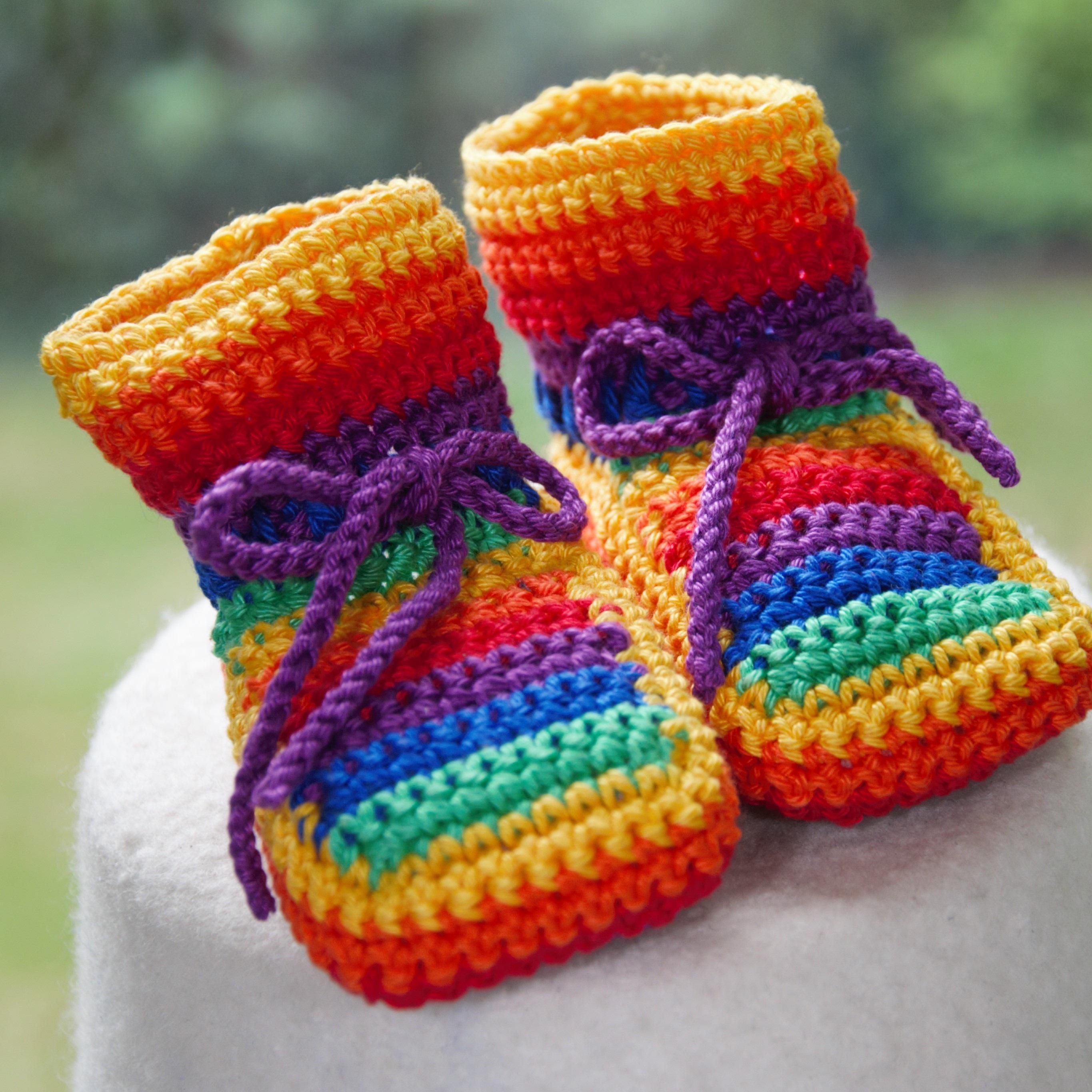 Babysokjes Pakketjes Om Zelf Sokjes Babyschoentjes Te Haken Of Te Breien