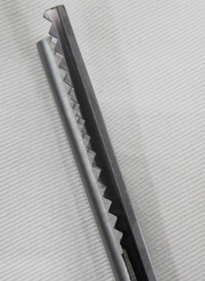 5mm kartelschaar boven aanzicht
