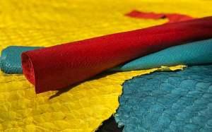 PIRARUCU, cuir de poisson, Atelier Ygapé, mode engagée, mode responsable, slow fashion
