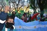 Protesta aguinaldo 11