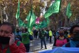 Protesta aguinaldo 21