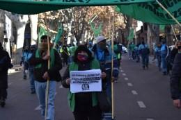 Protesta aguinaldo 30