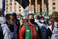 Protesta aguinaldo 6