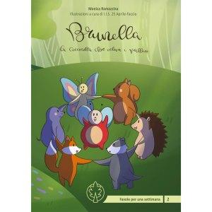 Brunella, la coccinella che voleva i pallini