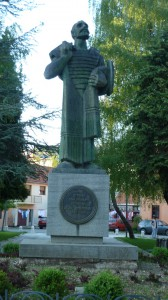 Cettigne monumento