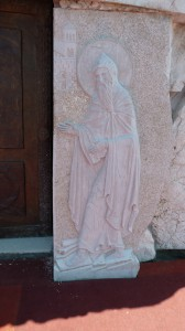 Podgorica Basilica Bassorilievo 2