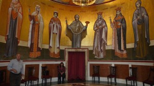 Podgorica Basilica Interno 9