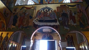 Podgorica Basilica interno 3