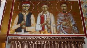 Podgorica Basilica interno 8