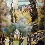 La conquista de Jericó: Josué, Dios, la ramera y los pocos escrúpulos de cada uno.