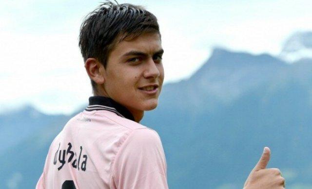 Dybala è un giocatore del Palermo.