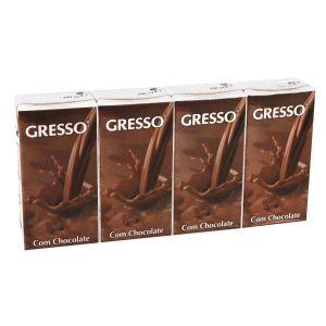 Leite-com-Chocolate-4x200ml-Gresso Até Ti