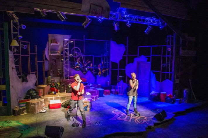 Spun at the Adirondack Theatre Festival