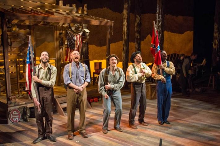 The UnCivil War at the Adirondack Theatre Festival