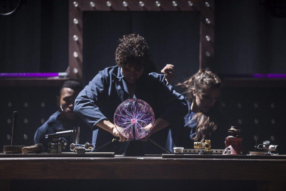 Nikola Tesla Drops the Beat