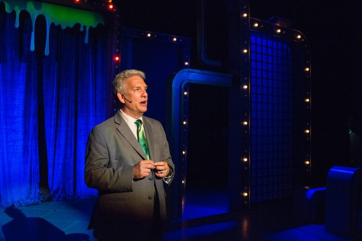 The Life & Slimes of Marc Summers