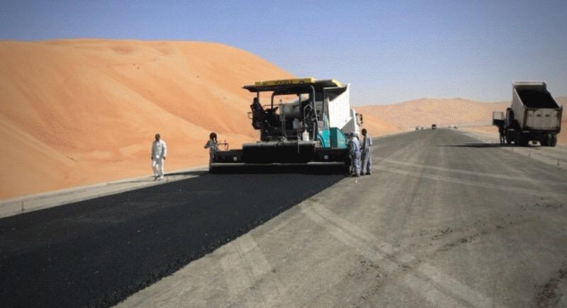 مسؤول سعودي يوضح موعد افتتاح طريق السعودية السلطنة صحيفة أثير الإلكترونية