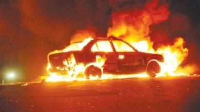 Photo of حدَث ينتهج أسلوبا جرميا في حرق المركبات..والشرطة تضبطه
