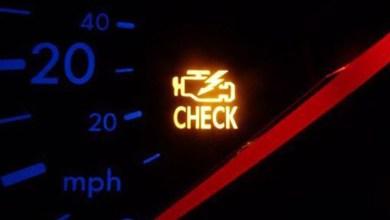 Photo of ماذا تعني علامة CHECK في لوحة المركبات؟