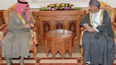 Photo of الوليد بن طلال يزور السلطنة