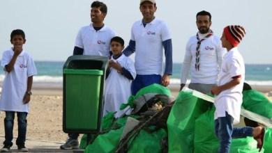 Photo of بالصور.. 150 مواطنا يُنظفون شواطئ ولايتهم