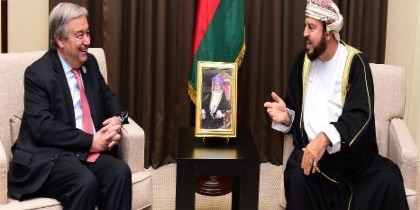 الأمين العام للأم المتحدة يشيد بجهود صاحب الجلالة