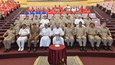 Photo of توجيهات سامية من جلالة السلطان بتكريم فريق عسكري